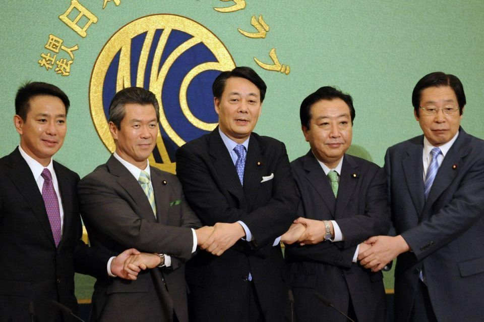 Japan's trade, finance ministers in run-off for PM job