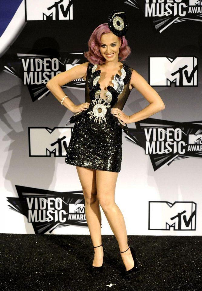 Dubai designer dresses up Katy Perry at MTV awards