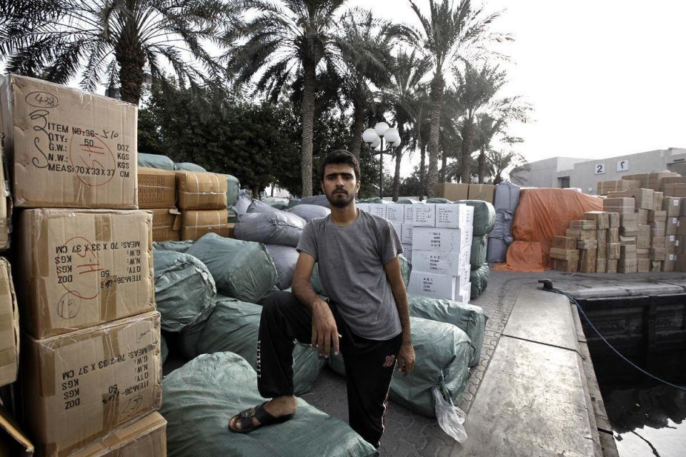 US pressure curbs Dubai, Iranian trade ties