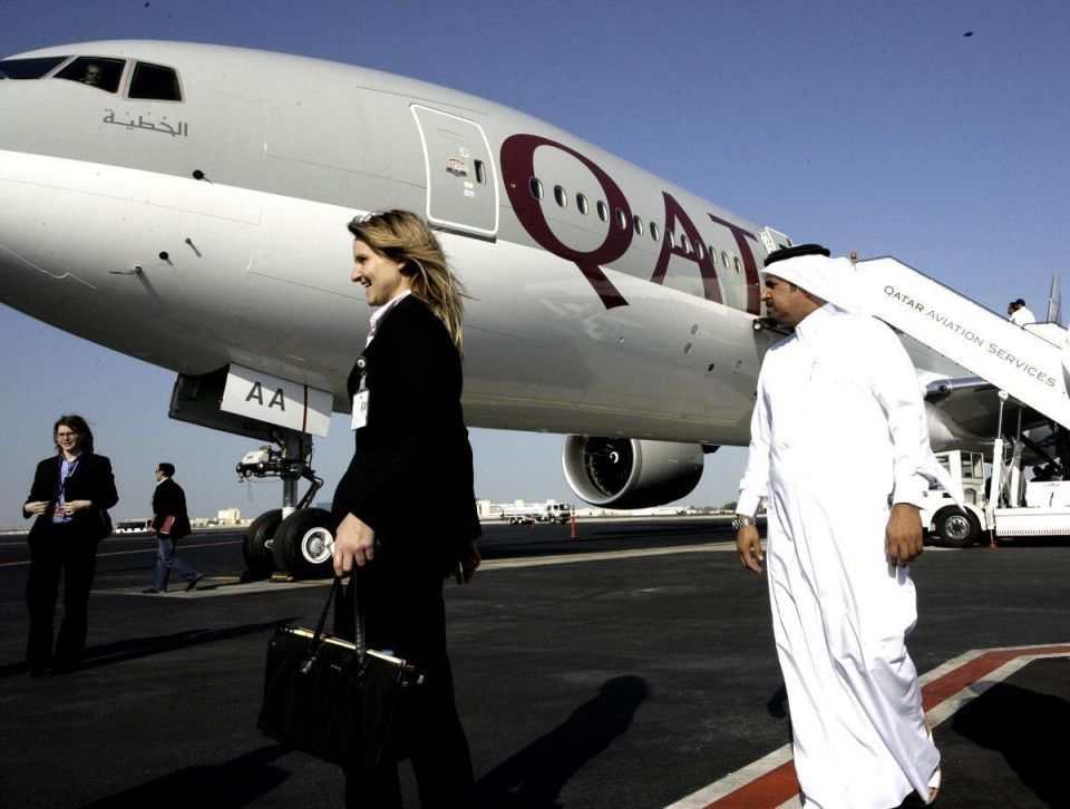 China penalises airline after Qatar Airways landing row