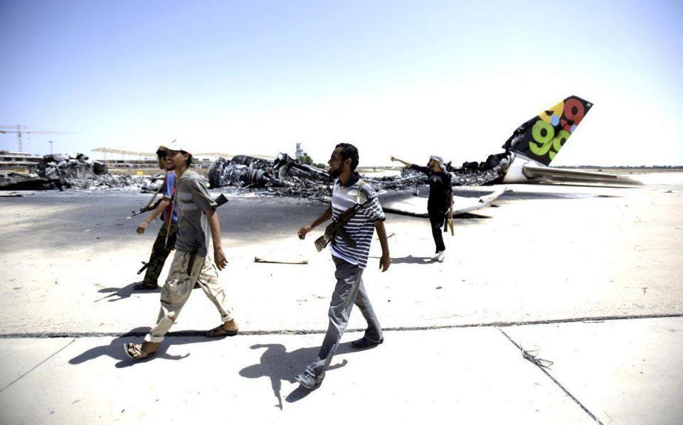 Libya rebels demand Algeria return Gaddafi family