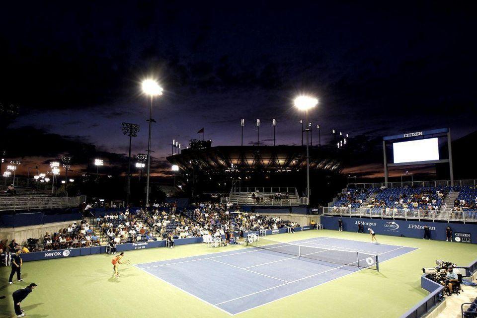 Hurricane aftermath fails to hamper US Open spirit