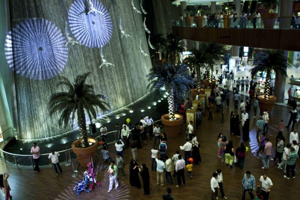 Dubai Mall is world's most visited destination in 2011