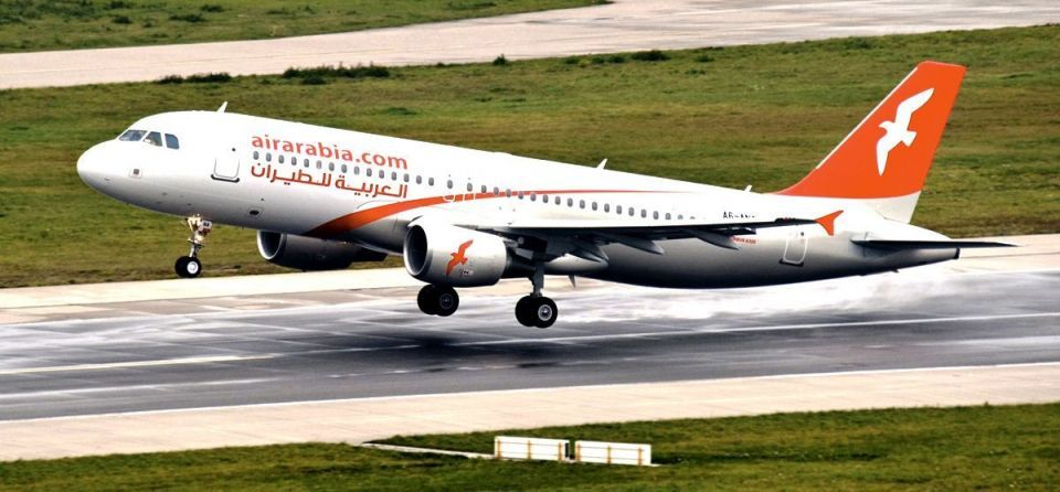 Air Arabia sees 22% more passengers in Oct