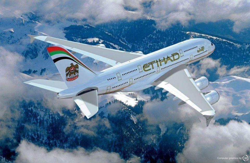 Etihad Airways plans to launch flights to Tripoli