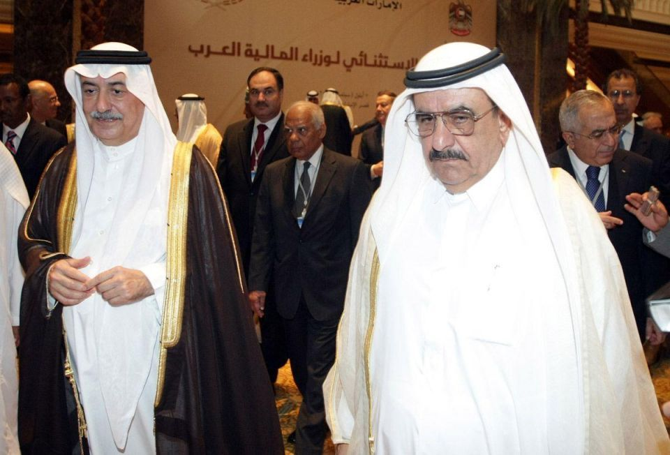 KSA to spend more, shielded from euro crisis