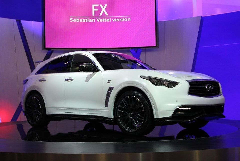 Infiniti sees 5% Middle East sales growth