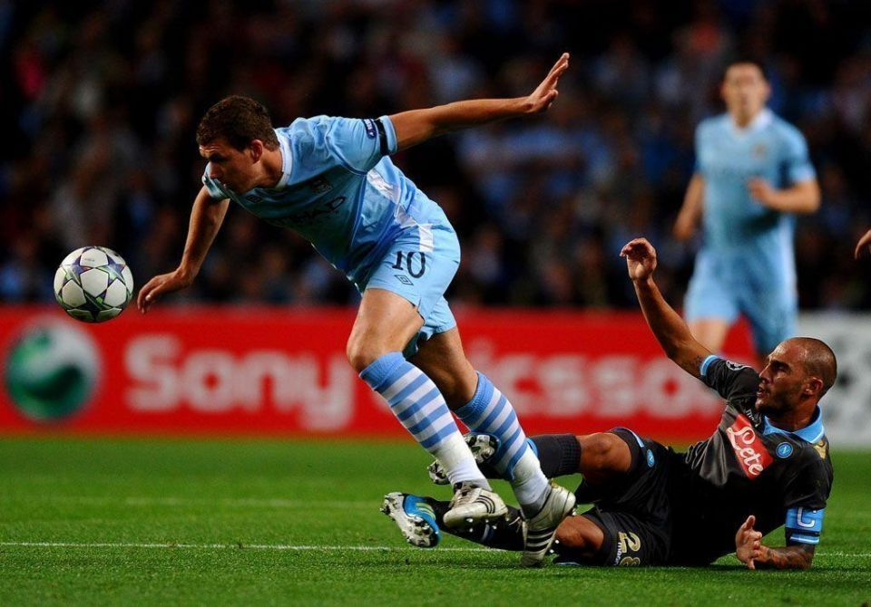Manchester City salvage a draw on Champions League debut