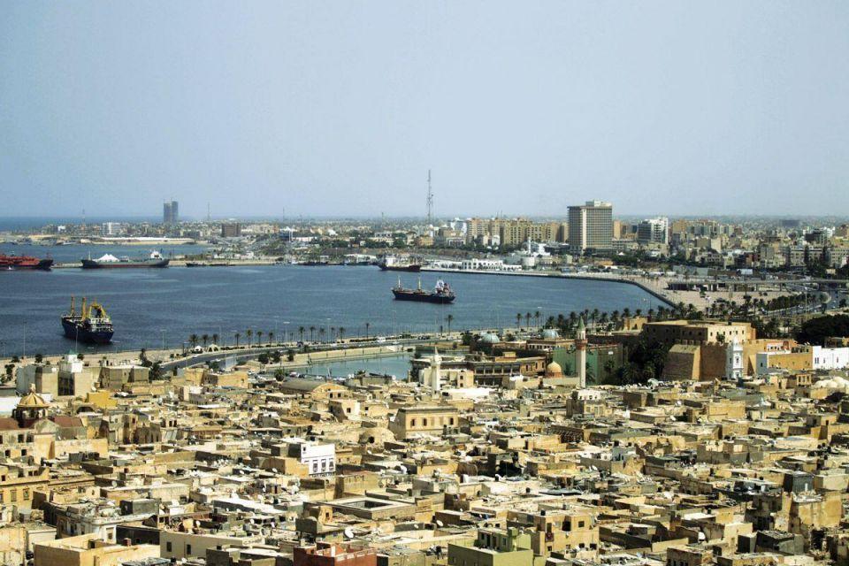 Jordan's Arab Bank eyes Libya return - chairman