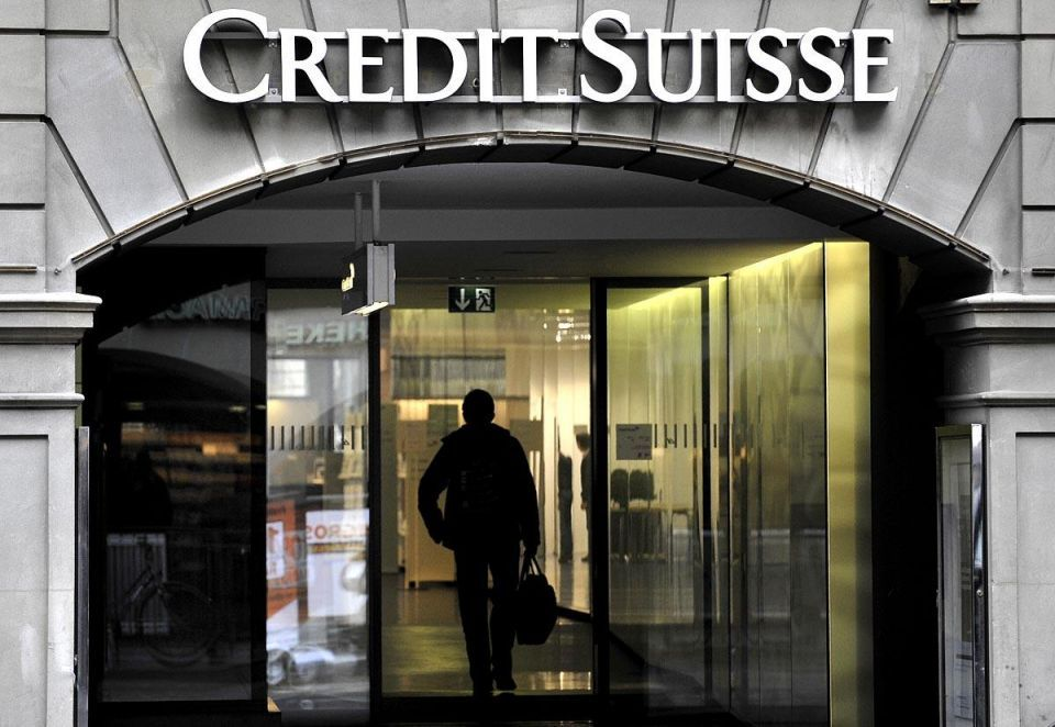Gulf-backed Credit Suisse counters critics with $15.6bn capital plan