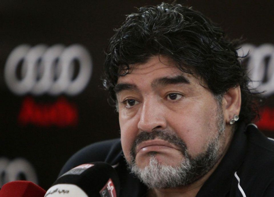 Dubai Police issue arrest warrant for Maradona's ex-fiancée for theft