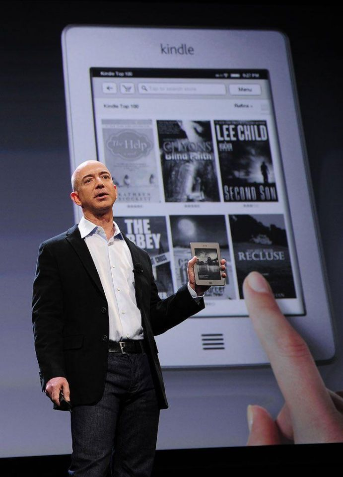 Amazon unveils $199 Kindle Fire tablet to take on Apple's iPad
