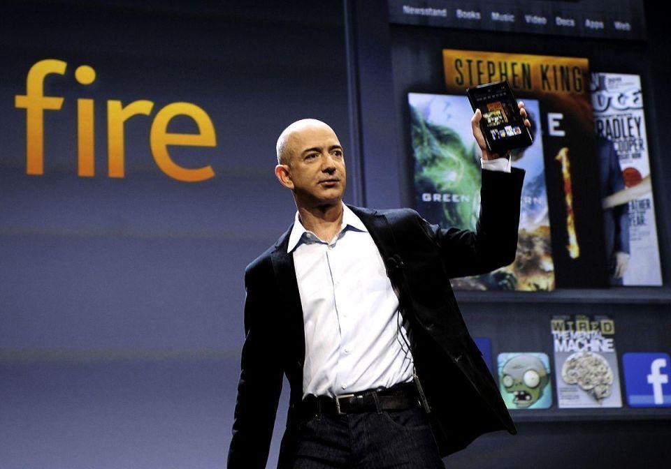 Amazon has publishing's profits in its sights