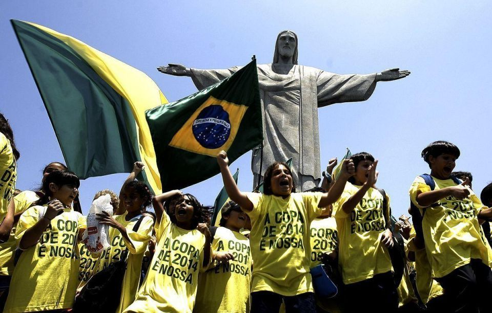World Cup host Brazil signs off alcohol bill