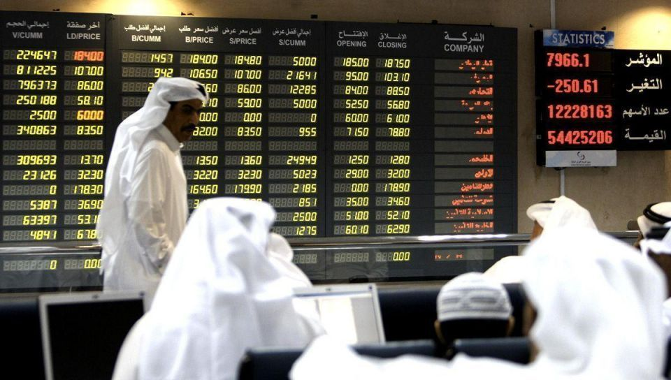 Qatar stock market slumps 3.1% to two-year low