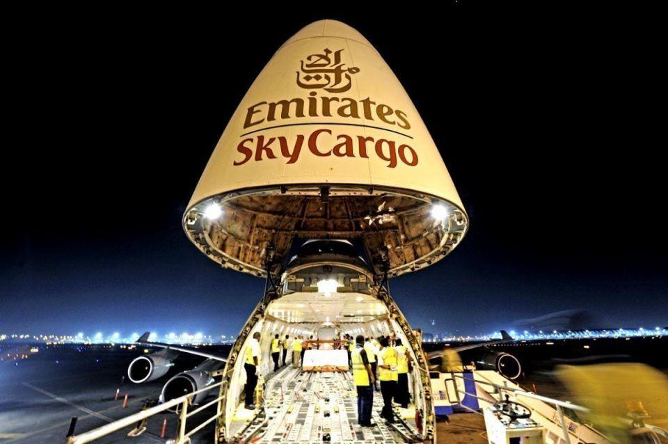 Emirates SkyCargo to move to DWC next May