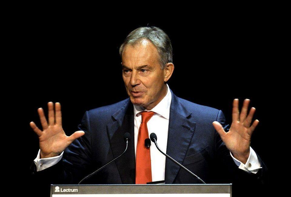 Ex UK PM Blair to speak at Oman Economic Forum