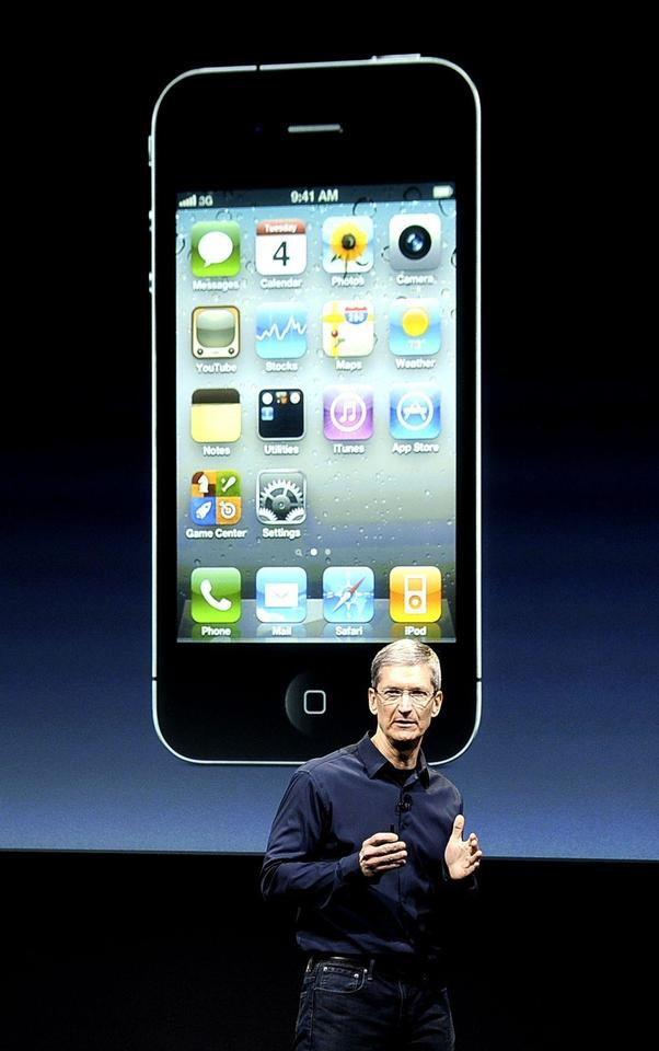 New Apple iPhone fails to wow investors, fans