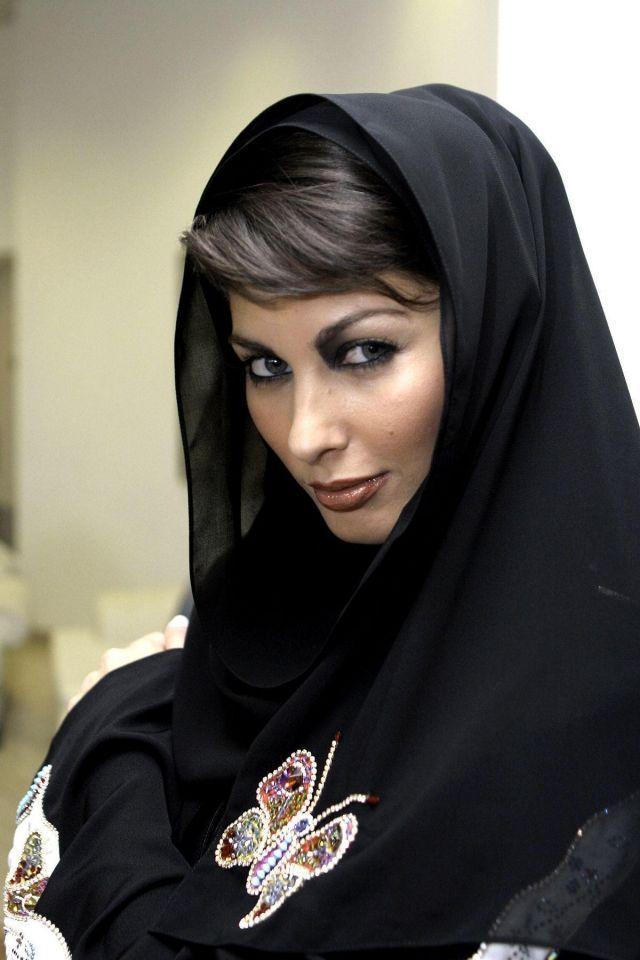 Out of public eye, Arab women power haute couture