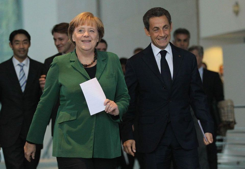 Merkel says France, Germany ready to recapitalise banks
