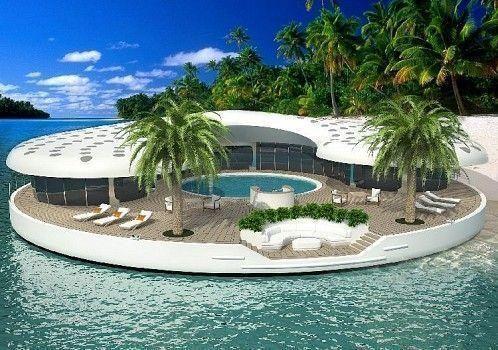 Dubai floating island homes attract Qatar interest