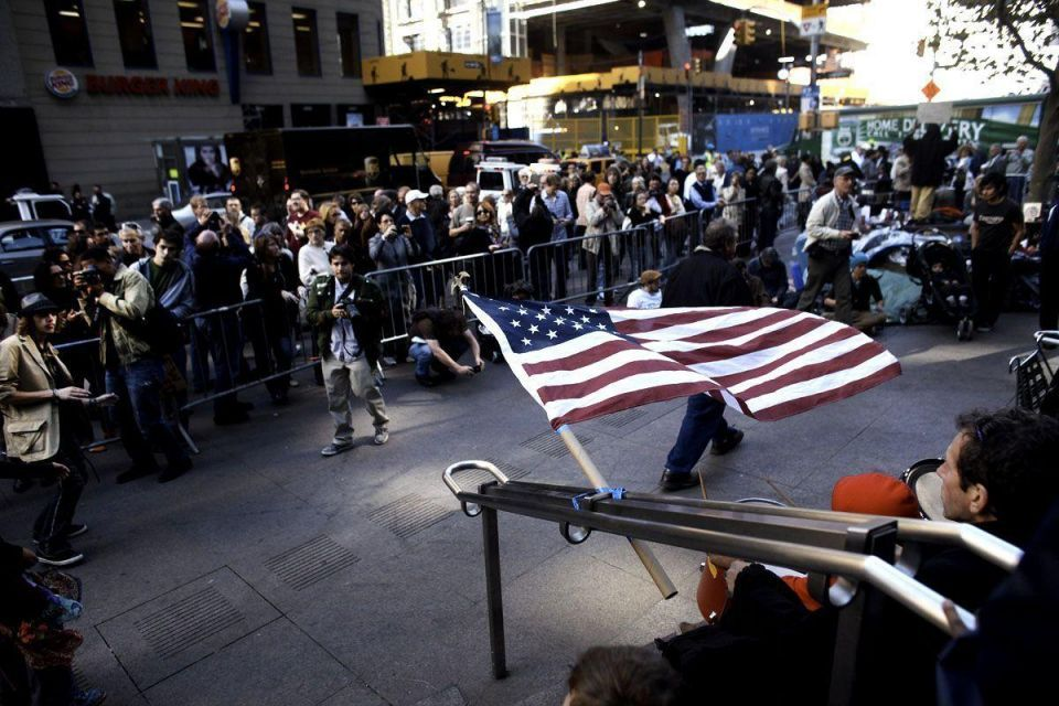 Occupy Wall Street movement turns one month old
