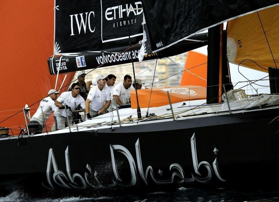 Abu Dhabi's Azzam vows to get back on track
