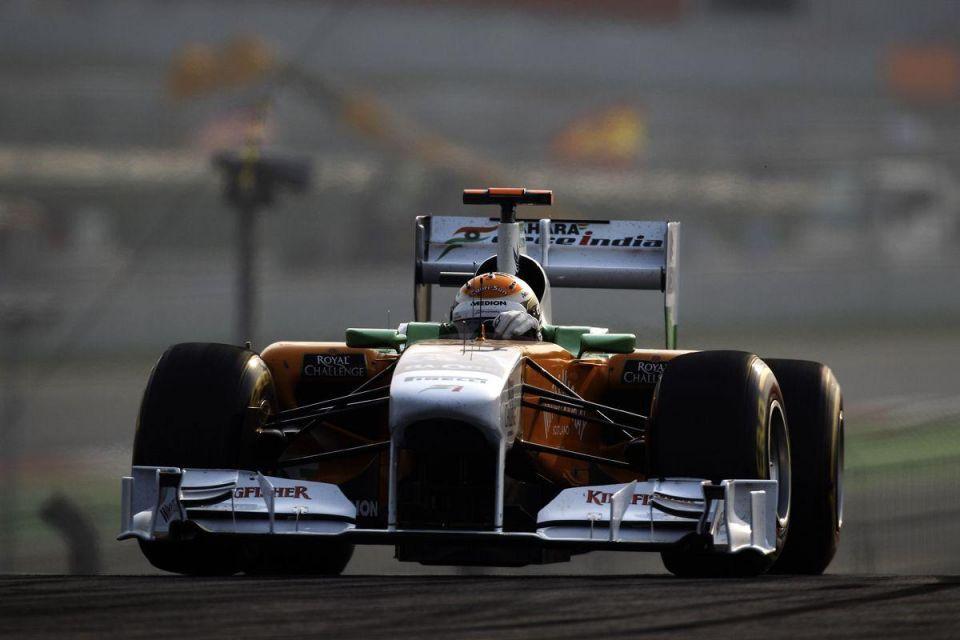 F1 team Force India unfazed over Bahrain return