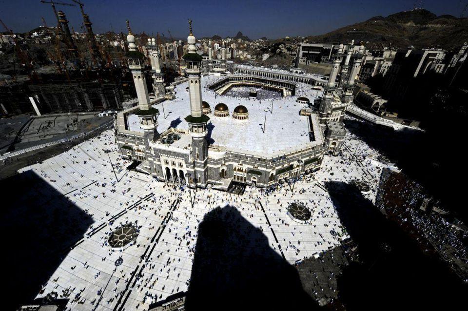 Haj pilgrams told to wear face masks