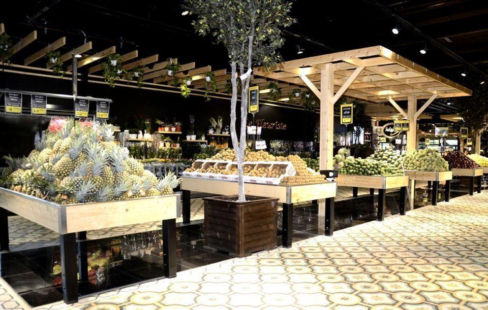 Gulf retail chain Spinneys eyes $1bn revenue by 2013