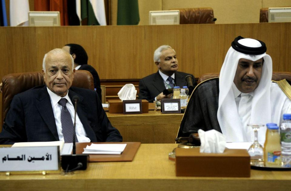 Syria accepts Arab League plan aimed at ending months of violence