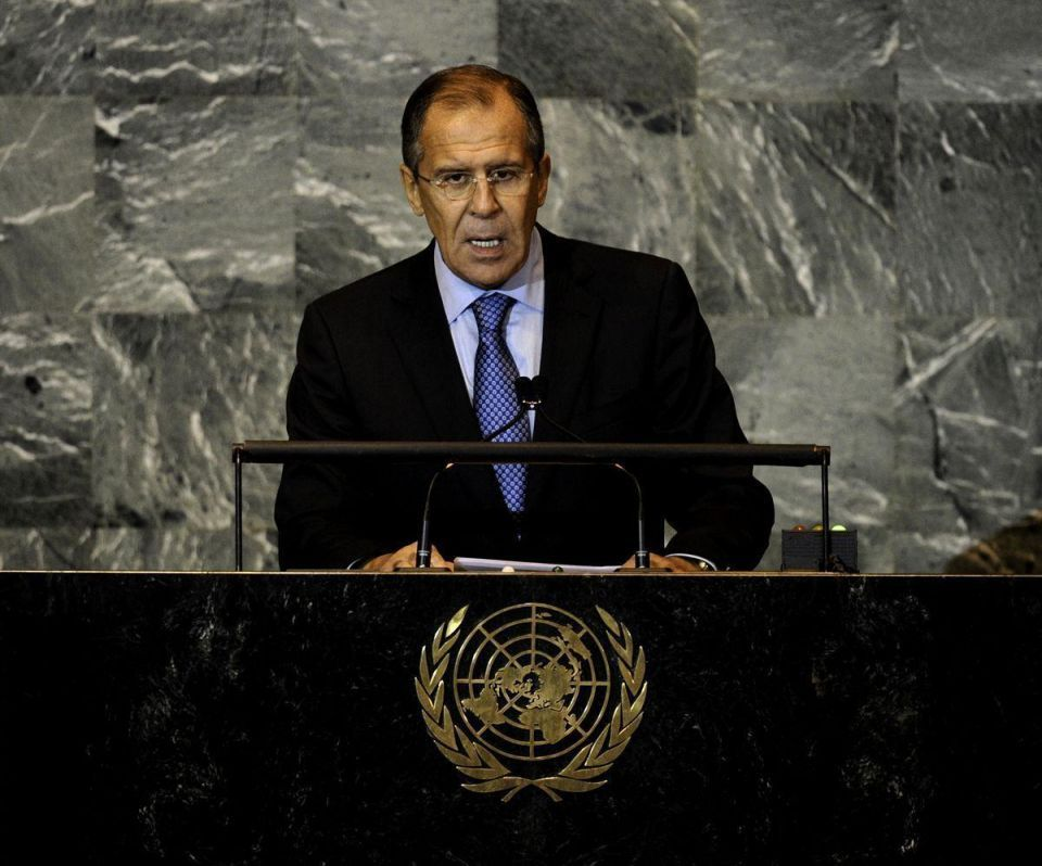 Russia at UN accuses US, allies of bossing world around