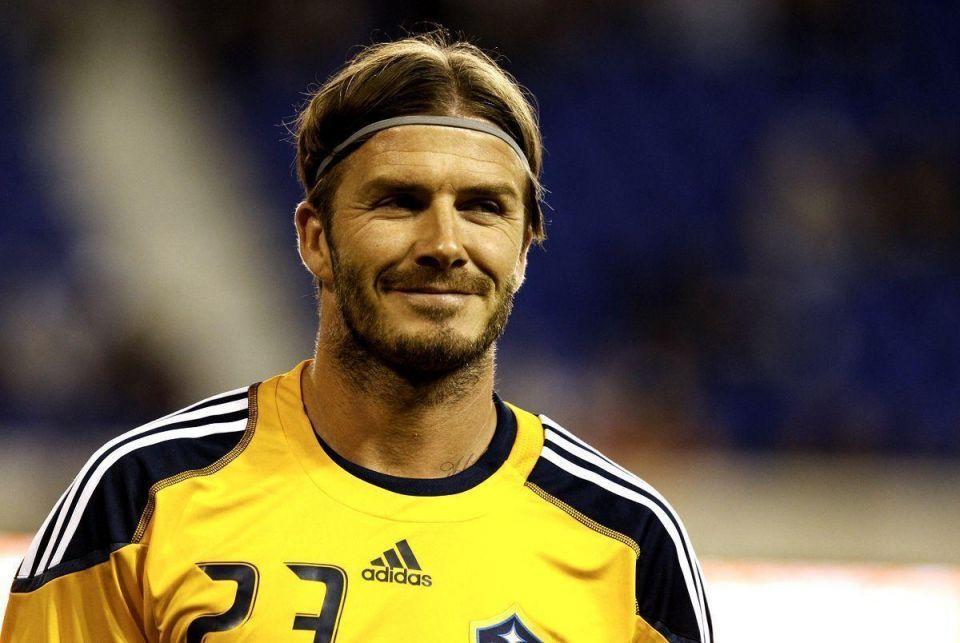 Qatar-owned PSG favourites to sign David Beckham
