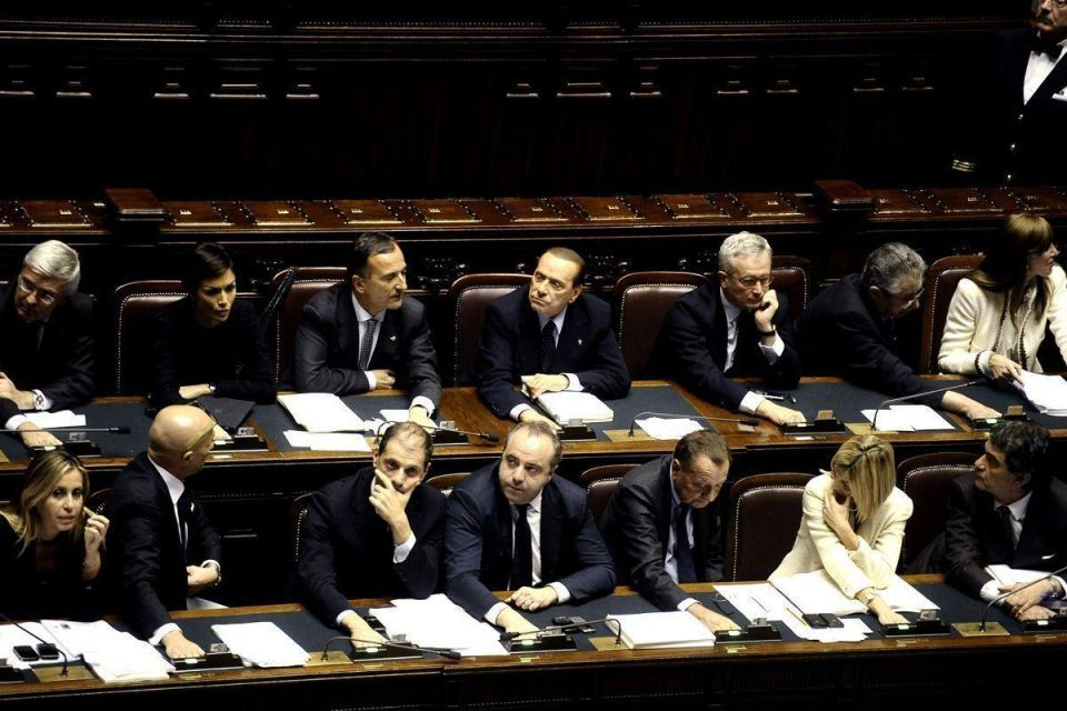 Italy races to form new government after Silvio Berlusconi
