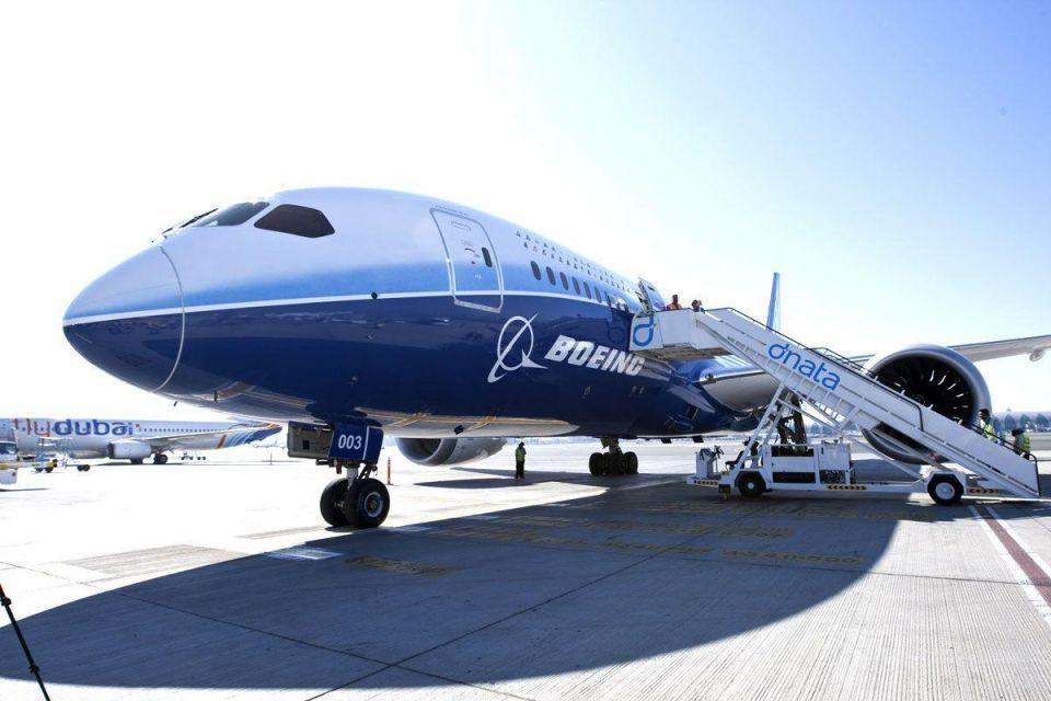 Boeing 787 Dreamliner makes long-awaited Middle East debut