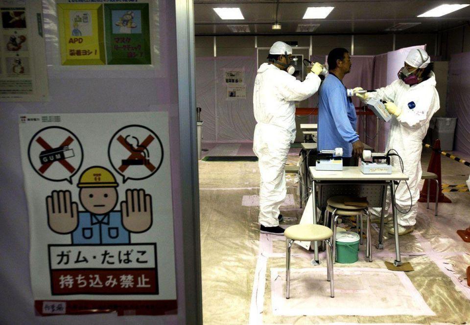 Japan allows partial glimpse inside crippled nuclear plant