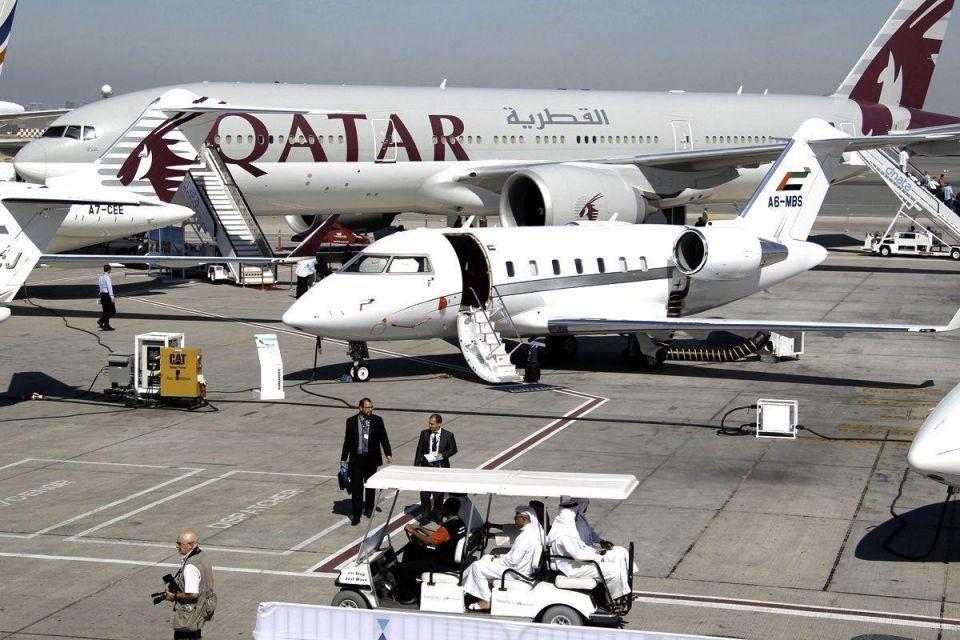 Qatar Airways slams Syria flights suspension reports