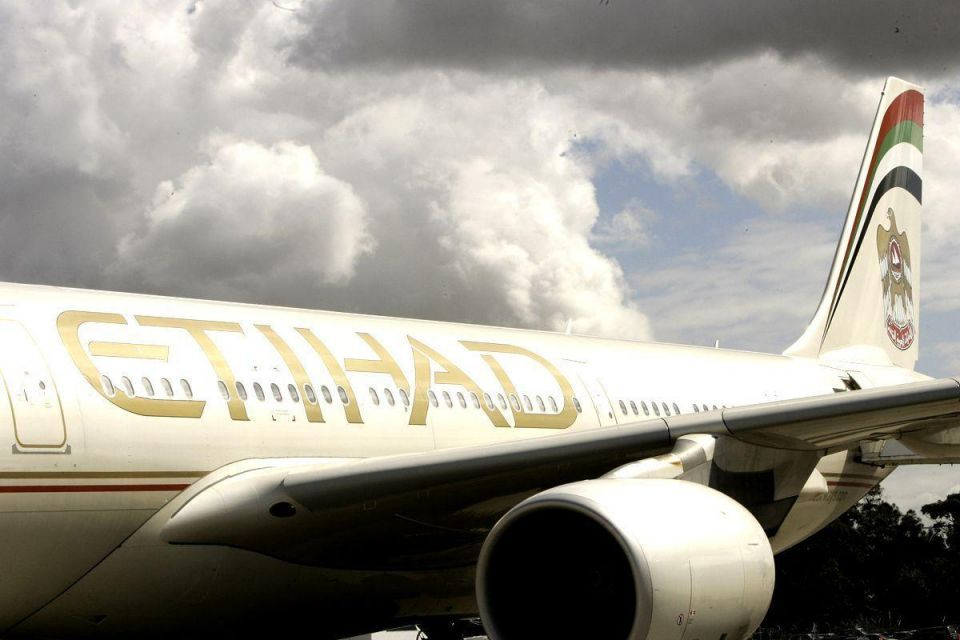 Etihad shrugs off world aviation woes with record traffic