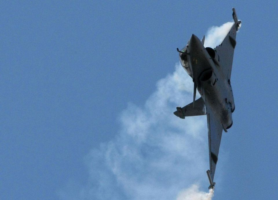 France in 'final stage' of talks to sell Rafale jets to Qatar