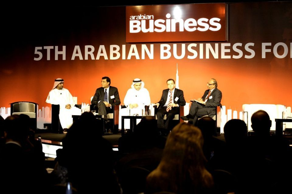 All the action from the 5th Arabian Business Forum