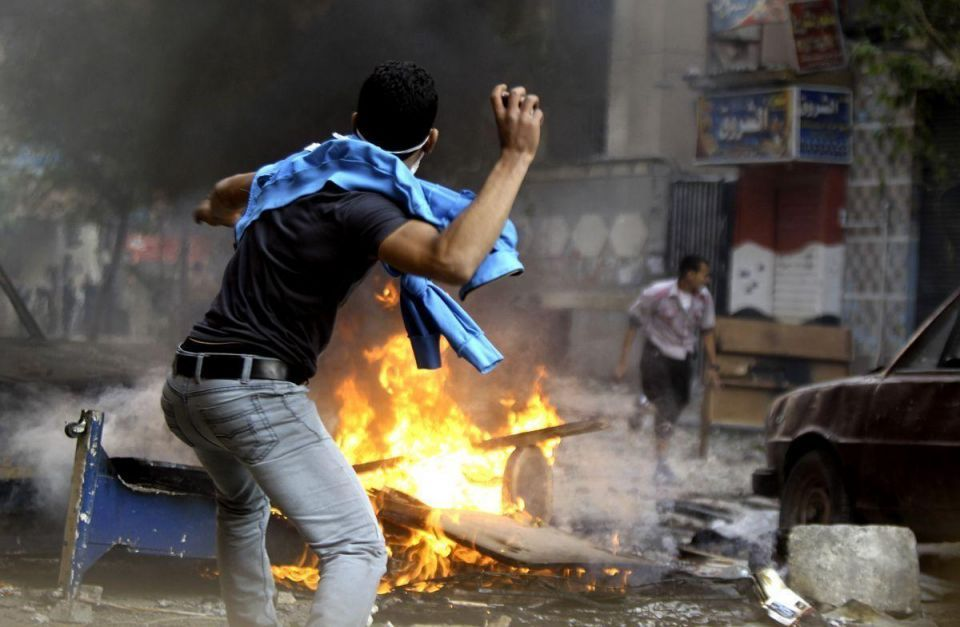 Egypt's army must back democracy or risk toppling