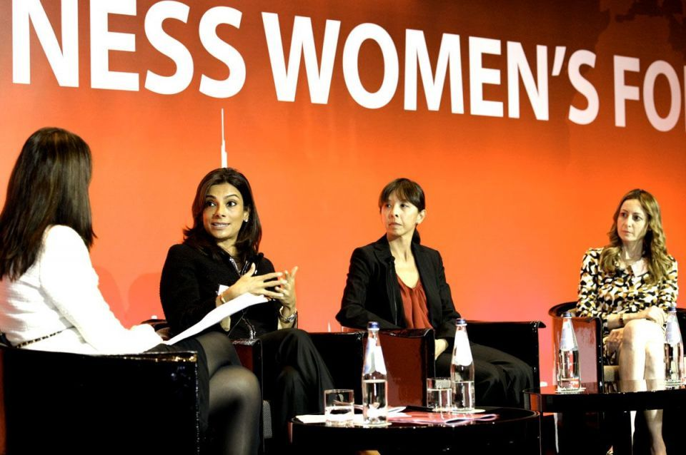 Gulf's glass ceiling in the spotlight at women's forum