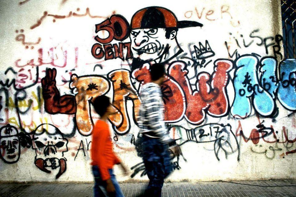 Graffiti as art in order-conscious Singapore