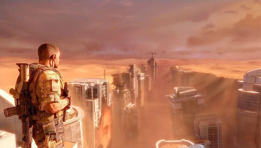 Dubai to star in shoot-'em-up computer game