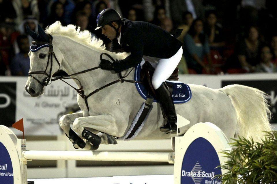 UAE, Saudi riders star at Abu Dhabi showjumping event