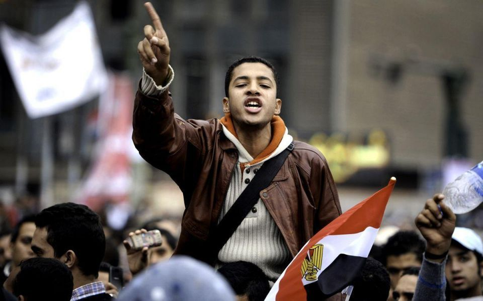 Egypt's military rulers study plan to bring elections forward