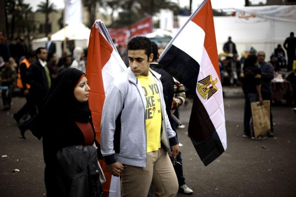 Egypt faces unrest, crumbling economy as polls open