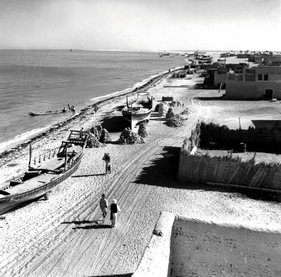 Step back in time: UAE's heritage on show in old images