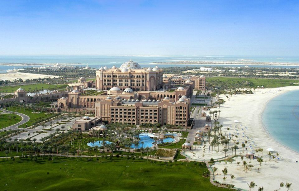 Abu Dhabi sees 11% rise in hotel guests