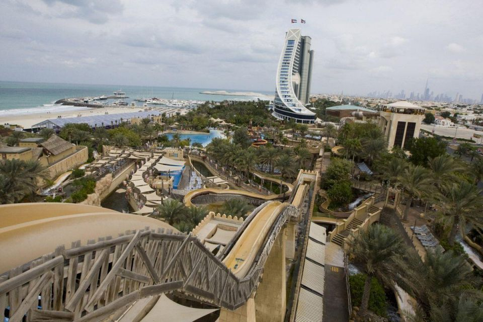 New thrill ride at Wild Wadi to launch on Sept 4